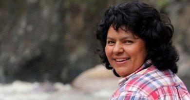 Piden a Honduras garantizar reparación a familia de asesinada Berta Cáceres