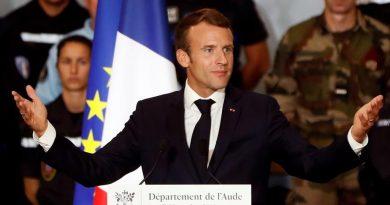 Macron y Trump apoyan un alto al fuego permanente para la siria Idlib