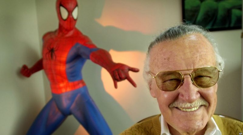 Stan Lee, genio del cómic, muere a los 95 años