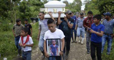 EE.UU.: Piden preservar evidencia de muerte de niños migrantes