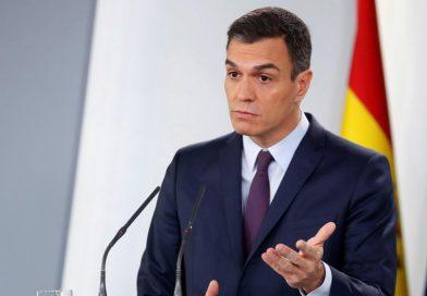 """Pedro Sánchez adelanta las elecciones generales al 28 de abril: """"España debe avanzar"""""""