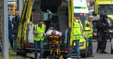 Decenas de muertos en ataque a dos mezquitas en Nueva Zelanda