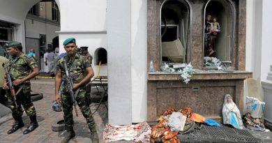Ataques en Sri Lanka dejan muerte y destrucción en iglesias y hoteles el Domingo de Pascua