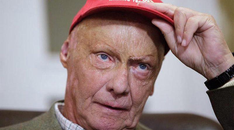 Muere Niki Lauda, el legendario tricampeón de Fórmula1, a los 70 años