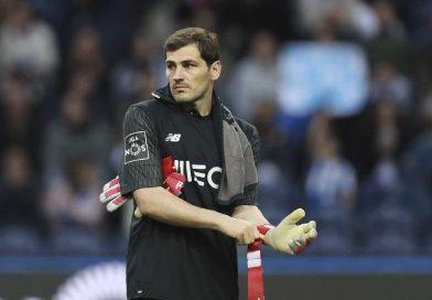 Íker Casillas, ingresado tras sufrir un infarto en el entrenamiento del Oporto