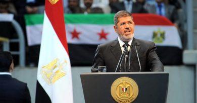 Muere el expresidente egipcio Mohamed Morsi durante una sesión en el tribunal