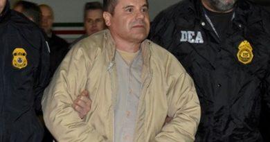 Condenan a cadena perpetua a «El Chapo» Guzmán