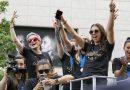 Nueva York: Reciben por todo lo alto a Equipo femenino de fútbol de EE.UU.