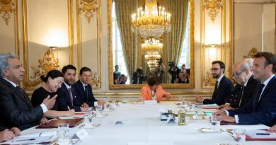 Moreno visita a Macron en París para hablar de inversiones, Venezuela y narcotráfico