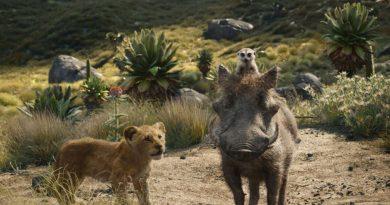 «Lion King» reina en la taquilla, «Endgame» logra récord mundial