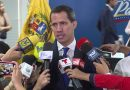 EEUU felicitó a Juan Guaidó por su reelección como presidente de la Asamblea Nacional