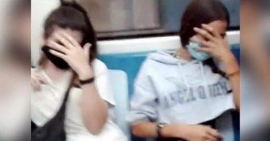 Identificadas por la Policía las tres menores involucradas en una agresión racista en el Metro de Madrid