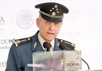 Tumbaron red narco de general mexicano en EE.UU.